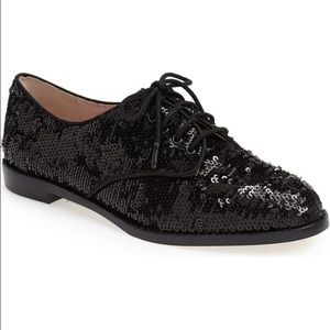 Kate spade Paxton Oxford sequin shoe